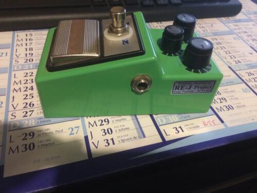 Ibanez TS9 Tube Screamer (90584)