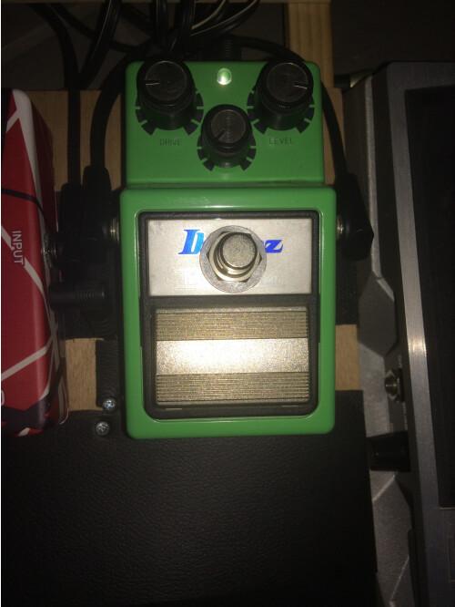 Ibanez TS9 Tube Screamer (3404)