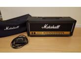 Vends tête Marshall jcm900 4100 + pédalier + housse