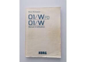 Korg 01W/FD