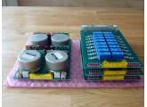 Neumann v475-2 stereo summing amp + 3 cartes de sommation avec relais Neumann RK17