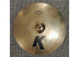 "Cymbale Zildjian K Custom Fast Crash 17"""