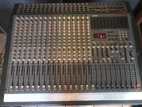 Tascam M-2516 (93044)