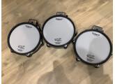 Trois pads Roland pdx-100
