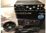 vends interface audionumérique Roland UA-55 Quad Capture