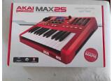 AKAI MAX 25 - Clavier MIDI
