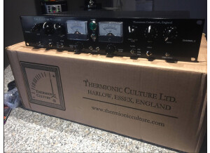 Thermionic Culture The Culture Vulture
