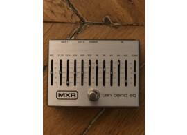 Vends MXR 10-band EQ MS108S achetée en juillet 2020
