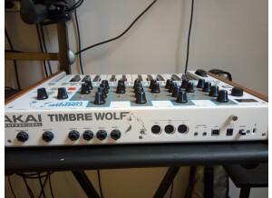 Akai Professional Timbre Wolf