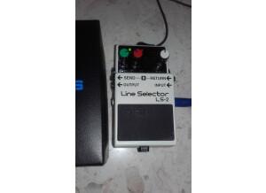 Boss LS-2 Line Selector (62782)