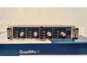 RME Audio QuadMic II