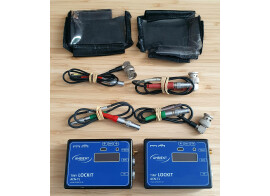 Vends 2 boitiers Timecode Ambient Tiny lockit