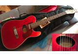 vends Fender Telecoustic Deluxe