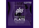 GHS Precision Flat Bass Strings
