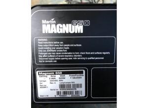 Martin Magnum 650