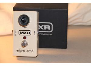 MXR M133 Micro Amp (10745)