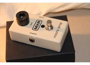 MXR M133 Micro Amp (92621)