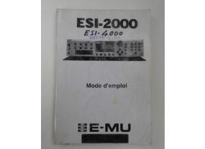 E-MU ESI2000