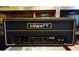 Vends tête d'ampli HIWATT custom 100W DR103