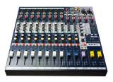 SOUNDCRAFT EFX8 console 8 voies mono - NEW !