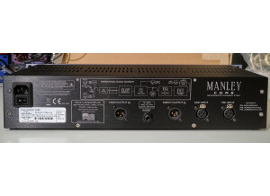 Manley Labs Core Reference Channel Strip (92951)