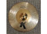 "Cymbale Zildjian K Custom Hybrid Crash 16"""