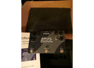 Pigtronix ASDR Attack Sustain