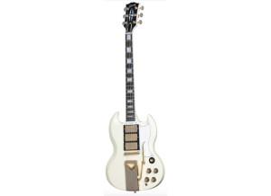 Gibson 60th Anniversary 1961 Les Paul SG Standard With Sideways Vibrola
