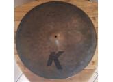 """Vends cymbale Zildjian K Custom Dry Light Ride 20"""""""