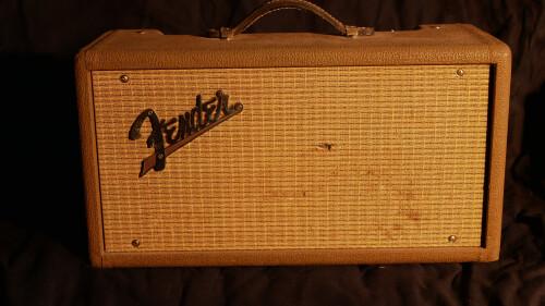 Fender Vintage Reissue '63 Tube Reverb (92219)