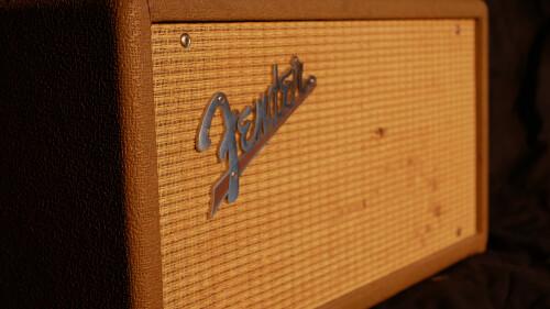 Fender Vintage Reissue '63 Tube Reverb (89719)