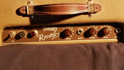 Fender Vintage Reissue '63 Tube Reverb (14952)