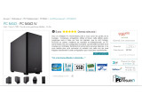 PC MAO IV core i7 SSD 120 Go + disque dur 1 To - 6 cœurs - Ram 16 GB - 9 ports USB - Windows 10 famille