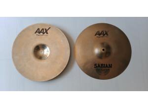 """Sabian AAX Stage Hats 14"""""""