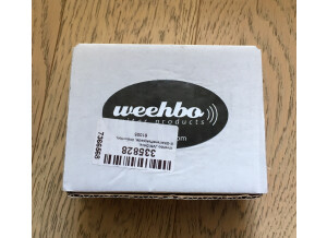 Weehbo JVM Drive