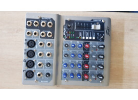 Vends table mixage USB PEAVEY PV6