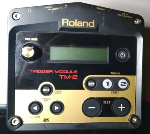 Roland TM-2 Trigger Module (44336)