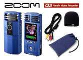 ZOOM Q3 parfait état avec alimentation et accessoires .Port gratuit (mondial relay)