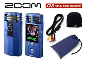 Zoom Q3