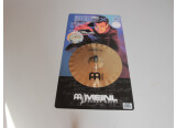 A vendre cymbale Meinl 8'' generation X Drumball JAMAIS UTILISEE !
