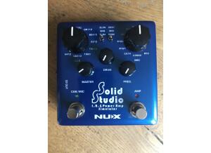 nUX Solid Studio IR & Power Amp Simulator (79705)