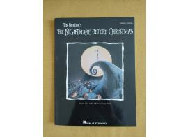 Songbook - The Nightmare Before Christmas - Tim Burton