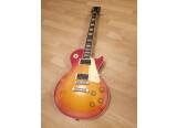 Gibson les Paul Std 1990 Héritage Cherry Sunburst