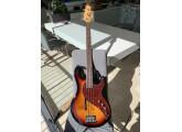 Vends Variax Bass 700 Sunburst TBE