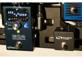 EGALISEUR PROGRAMMABLE S.A. EQ2 + SWITCH