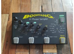 Boomerang III Phrase Sampler (21548)