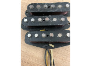 Fender Texas Special Strat Pickups