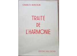Traité de l'Harmonie Koechlin