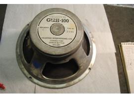vends en excellent etat HP Celestion G12H100