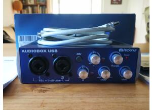 PreSonus AudioBox USB (88075)
